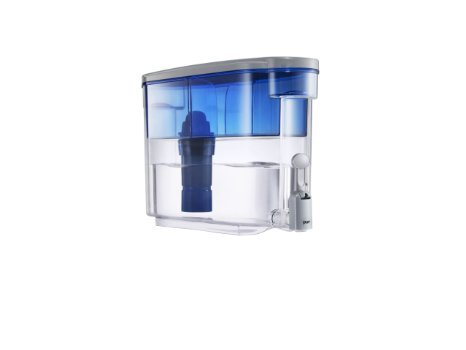 PUR 18 cup dispenser with one pitcher filter DS